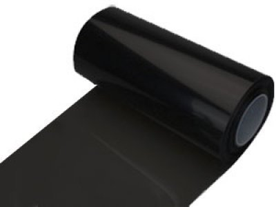 ZEEZ Vinyl - 50% Dark Smoke Black-Out Vinyl Headlight Taillight Tints