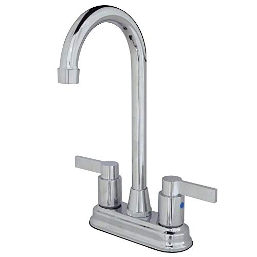 bar sink with faucet - 9