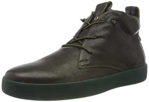 THINK! Herren JOEKING_3-000083 chromfrei gegerbter, nachhaltiger Sneaker, 2000 Grunge