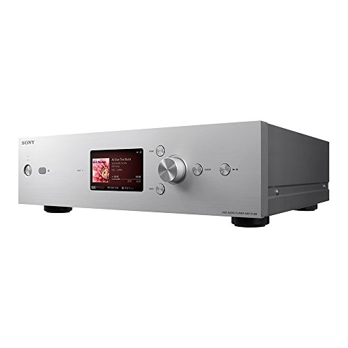 SONYHDDオーディオプレーヤーハイレゾ音源対応シルバーHAP-Z1ES