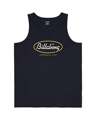 BILLABONG Herren T-Shirt State Beach Tank, Navy, M, S1SG01