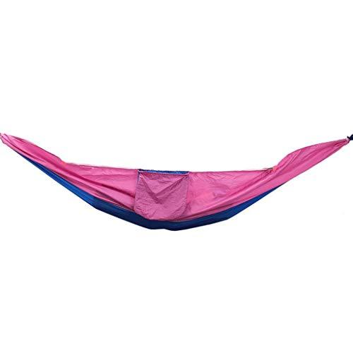 HXF- Hangmat outdoor draagbare volwassen slapen indoor huis anti-rollover schommel stabiel 270*90cm E