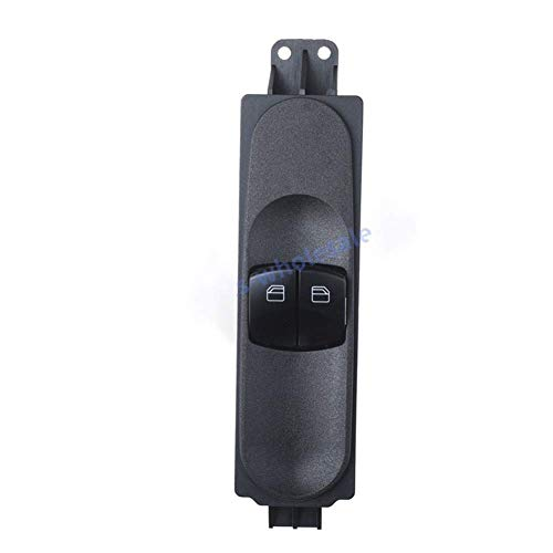 Controlador de Interruptor de Ventana Apto para Mercedes-Benz Sprinters Ajuste Delantero Derecho para Volkswagen Crafter 9065451513 A9065451513 RHD Interruptor de Ventana de energía eléctrica