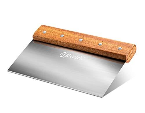 Bleteleh 8-inch Long Bench/Dough Scraper