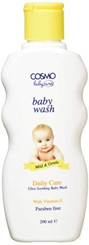 Cosmo Baby Wash Soins Quotidiens 200 ml