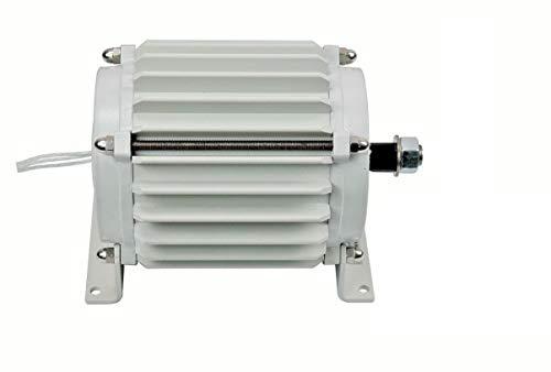 Ista Breeze 2 KW 48V Permanent Magnet Generator, Savonius, Wind Generator, Wind Power (2 KW 48V Permanent)