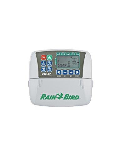 Rainbird ZRZ004 - Programador ZRZ de 4 Estaciones, Color Negro