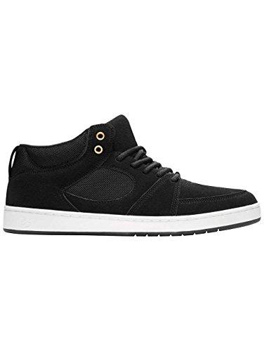 eS Herren Accel Slim Mid Skate Schuh, Schwarz (schwarz), 36.5 EU