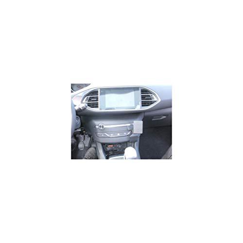 Brodit 854952 Proclip Supporto Auto per Smartphone Montaggio Inclinato Nero