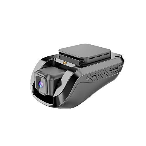3G Dash Cam Dual Car DVR Video GPS Tracking & Monitor by APP WiFi Live Stream with Google Map Dashboard Camera Camera