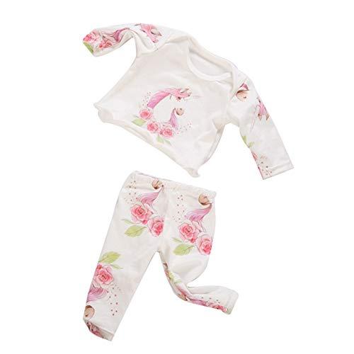 Muñeca Traje Pijama 18 Pulgadas Temático Muñeca Caballo Pijamas Moda Muñecas Ropa De Vestir Mini Muñeca Del Equipo Ocasional Pijamas Para Niños Juguetes