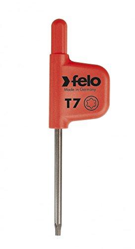 ABC Tools A 1487 7015 schroevendraaier voor torx, meerkleurig