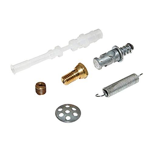 Solex reparatieset carburateur 3800 aanpasbaar (1 mondstuk D28, 1 lekventiel, 1 ontluchtingsventiel, 1 ventielrooster, 1 benzinemotor, 6 stuks), gemaakt in Frankrijk