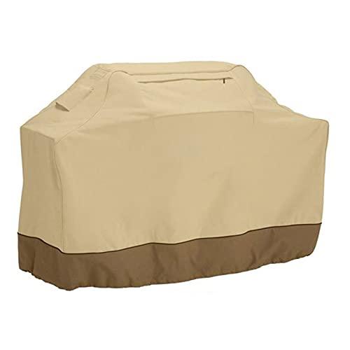 SHAIYOU Funda De Barbacoa,Impermeable Cubierta De Barbacoa Funda Protectora para Barbacoa,Oxford Fabric Universal Funda BBQ Anti UV Anti Polvo (145 * 61 * 117cm)