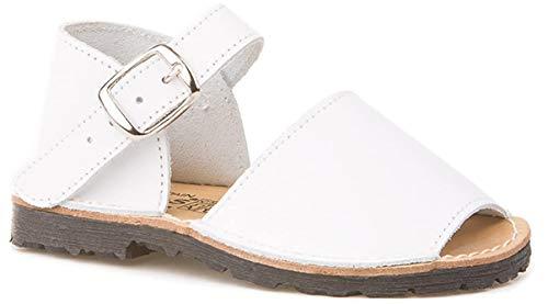 Sandalias Menorquinas Unisex 1ª Calzadura, Todo Piel mod.200. Calzado infantil Made in...