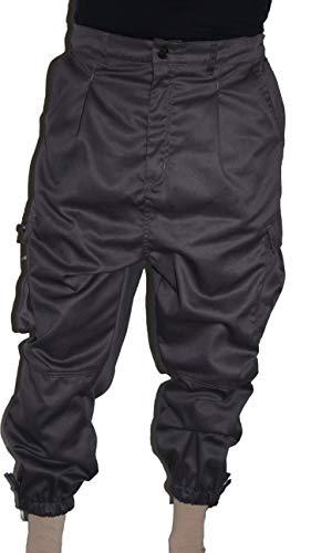 Islamische Kleidung Amana Harem Hose Sunnah Hose Grau (XL)