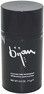 Bijan Alcohol-free Deodorant Stick for Men, 2.5 Ounce