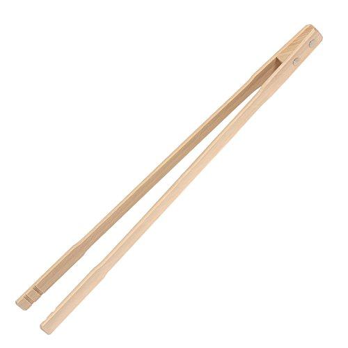 Bütic Profi Exclusiv Grillzange aus Holz, Länge (cm):60cm lang