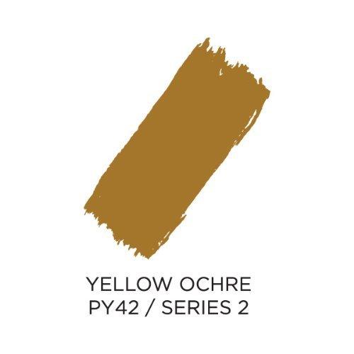 Akua Intaglio Print Making Ink, 2 oz Jar, Yellow Ochre (IIYO2)