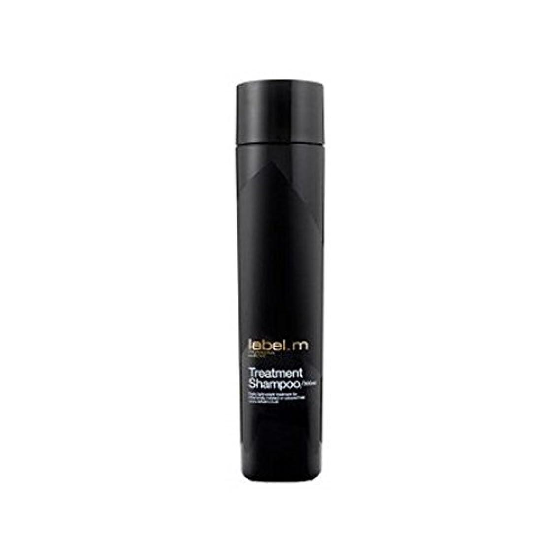 減らす考古学者マングルLabel.M Treatment Shampoo (300ml) (Pack of 6) - .トリートメントシャンプー(300ミリリットル) x6 [並行輸入品]