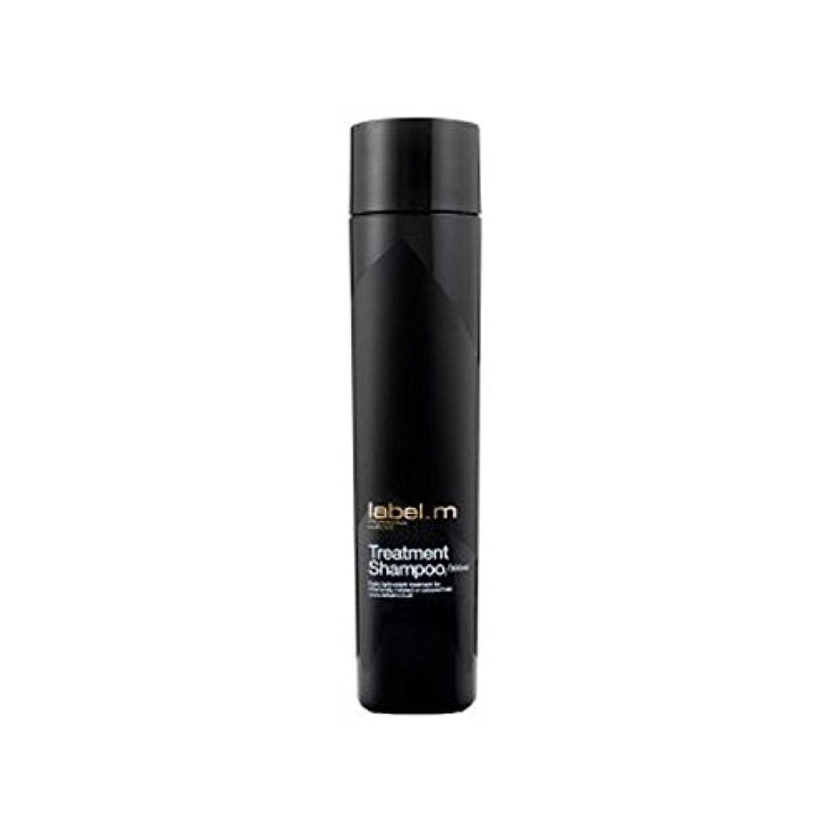 寸法キャンバス義務づける.トリートメントシャンプー(300ミリリットル) x2 - Label.M Treatment Shampoo (300ml) (Pack of 2) [並行輸入品]