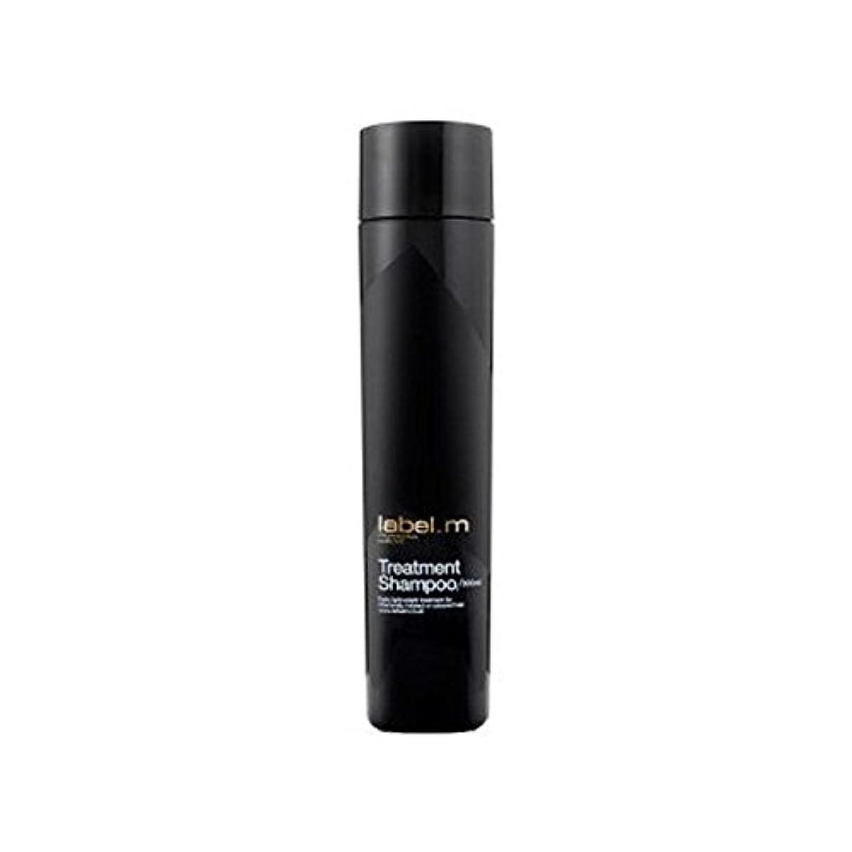 贈り物素子時刻表.トリートメントシャンプー(300ミリリットル) x2 - Label.M Treatment Shampoo (300ml) (Pack of 2) [並行輸入品]