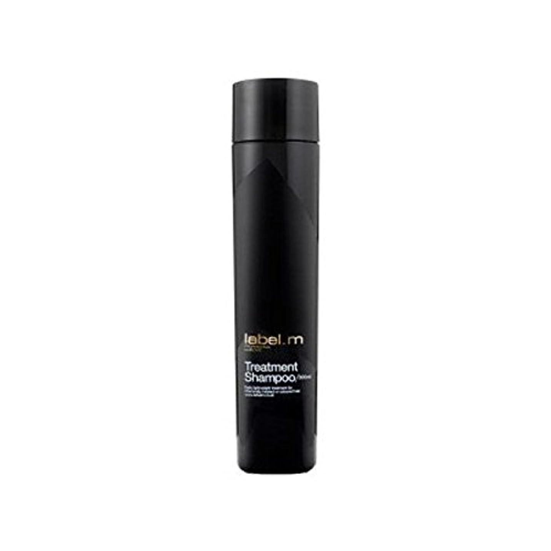 アウター居住者ギャングスター.トリートメントシャンプー(300ミリリットル) x2 - Label.M Treatment Shampoo (300ml) (Pack of 2) [並行輸入品]