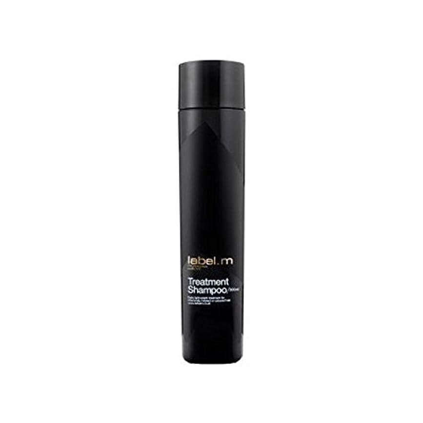 オーガニック羽珍しいLabel.M Treatment Shampoo (300ml) (Pack of 6) - .トリートメントシャンプー(300ミリリットル) x6 [並行輸入品]
