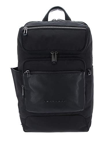 PIQUADRO Macbeth Computer Backpack With RFID Nero
