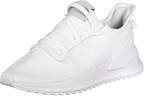 adidas U_Path Run J, Zapatillas Deportivas, FTWR White FTWR White FTWR White, 37 1/3 EU