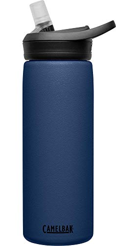 CamelBak Eddy+ Vacuum Stainless Insulated Water Bottle, 20oz, Navy