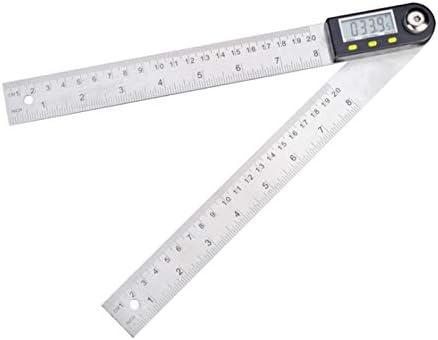 Angle Ruler Multifunction Digital 当店一番人気 Stainless Steel Protractor Ele マーケット