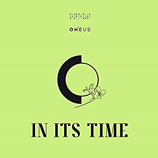 ONEUS [IN ITS TIME] 1st Single Album CD+80p Photo Book+Folded Story Poster+Post Card+Sticker Set+2ea Photo Card+TRACKING CODE K-POP SEALED