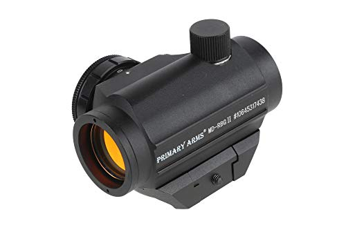 Primary Arms Classic Series Compact Red Dot Sight Gen II with Removable Mount