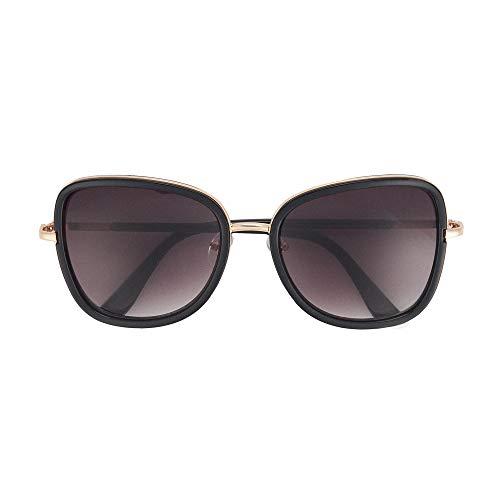 Parfois - Gafas De Sol Montura Cuadrada - Mujeres - Tallas Única - Negro