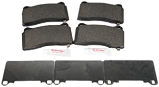 ACDelco 171-0876 GM Original Equipment Front Disc Brake Pad Kit with Brake Pads, Shims, and Lubricant
