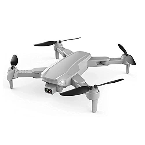 LYHY Drone GPS Pieghevole 6K Fotografia Aerea Flusso Ottico Altezza Fissa Doppia Fotocamera Posizionamento Intelligente Aereo di Ritorno,Nero,Tripla Batteria