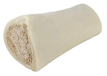 AVANZONA Friandises pour Chiens, Snacks Os de Vache avec Farce au Poulet, Calcium, Nutritif et Savoureux, Jouet à Mâcher pour Petits Moyens et Grands Chiens. Environ 200G