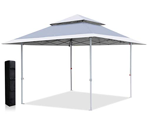 ABC Canopy 13' x 13' Extra Large Pop-Up Shelter Canopy in 4 Colors - $144.45