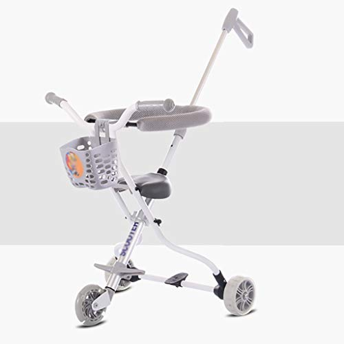 Review Of Lcb Baby Carriage Baby Stroller, Three-Wheeled with Brake Shock Absorption and Ventilation...