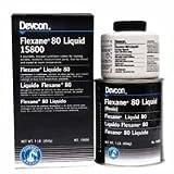 1-Lb Flexane 80 Liquidmedium-Hard, Sold As 1 Each