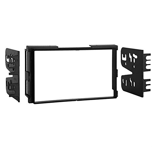 Metra 95-7313 Double DIN Installation Kit for Select 2001-2006 Hyundai Vehicles (Black)