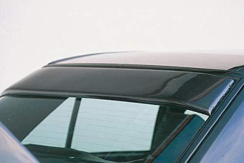 Rieger Heckscheibenblende ABS Carbon-Look für Mercedes Benz 190 W201