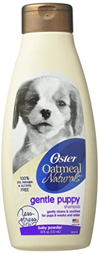 Oster Oatmeal Naturals Shampoo, 18-Ounce to Oster Oatmeal Essentials Shampoo, 18-Ounce