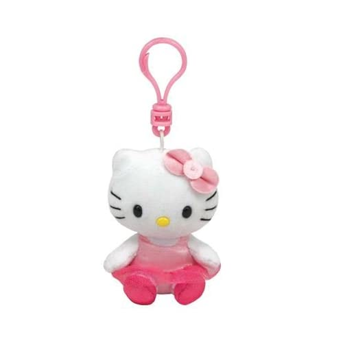 TY Beanie Boos Hello Kitty USA Key-clip
