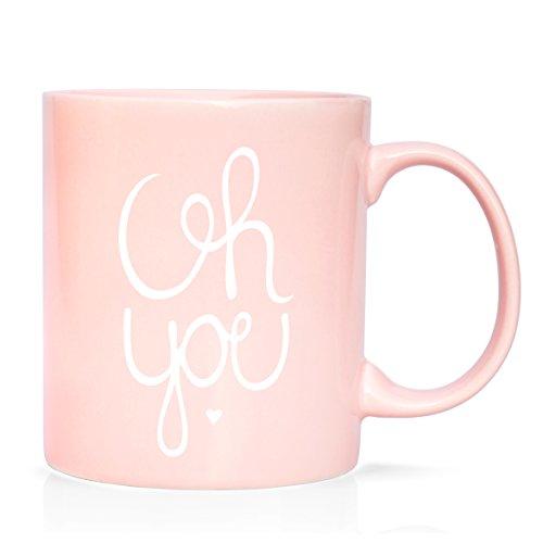 We Love Home - Tasse Mug en Porcelaine 32 cl. Style scandinave Design Oh You