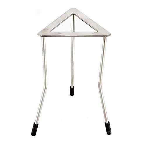 Glas produkt SYYP/roestvrij staal statief Standaard chemische laboratorium benodigdheden Alcohol lamp ijzeren frame Wetenschappelijke laboratorium apparatuur Y0427WM