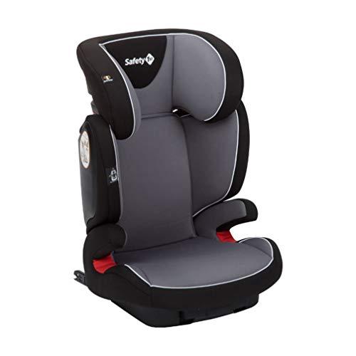 Safety 1st Siège Auto pour Enfant Road Fix, Groupe 2/3, ISOFIX, Ajustable en hauteur, de 3 à 12 ans (15- 36 kg), Hot Grey