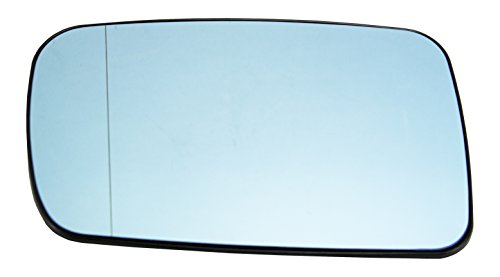 TarosTrade 57-0350-L-50643 Cristal De Retrovisor Calefactable Azul Lado Izquierda