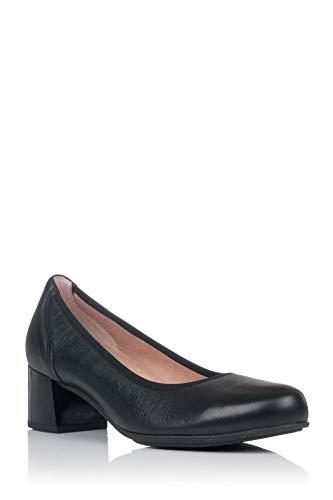 pitillos Zapato salón básico en Piel
